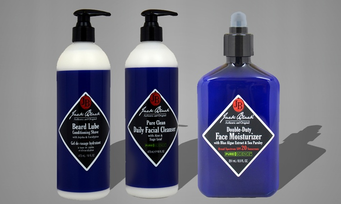 Jack Black Men's Skincare and Shave Products: Jack Black Men's Skincare and Shave Products. Free Shipping.