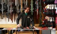 1, 2, 3 o 4 días de alquiler de equipo de esquí o snowboard desde 8,90 € en Ski 3