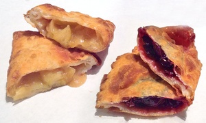 Goad Barbecue Company: 6 or 12 Fried Pies at Goad Barbecue Company (Up to 46% Off)