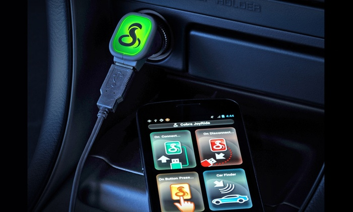 Cobra JoyRide Smart Charger for Android: $19 for a Cobra JoyRide Smart Charger for Android ($39.99 List Price). Free Shipping and Free Returns.