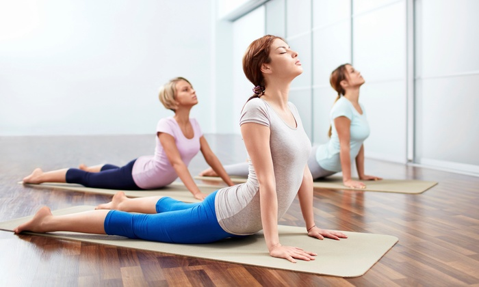 BluprintPowerYoga - Downtown Colorado Springs: Five, Ten, or Twenty Classes at BluprintPowerYoga (Up to 65% Off)