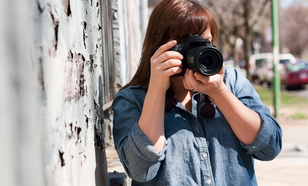 $83 for a Basic Hands-on Photography Workshop from fotoscool ($280 Value)