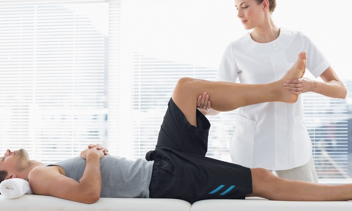 Southern California Sports Rehabilitation - Multiple Locations: Tendonitis Relief Therapy or Physical Therapy at Southern California Sports Rehabilitation (Up to 89% Off)