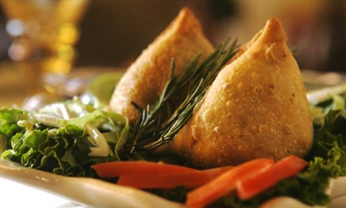 Royal India Gaslamp - Marina: Indian Food for Two or Four at Royal India Gaslamp (45% Off)