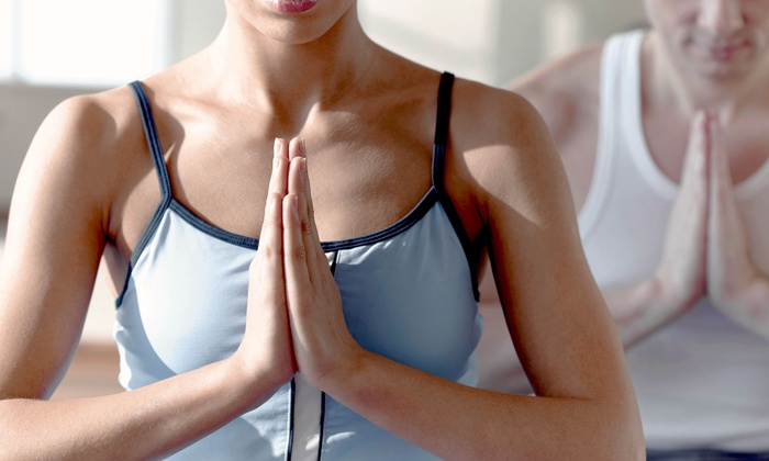 YogaFlex - Commack: $69 for 10 Hot-Yoga Classes at YogaFlex ($160 Value)