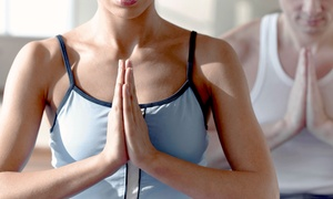 YogaFlex: $59 for 10 Hot-Yoga Classes at YogaFlex ($160 Value)