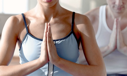 $59 for 10 Hot-Yoga Classes at YogaFlex ($160 Value)