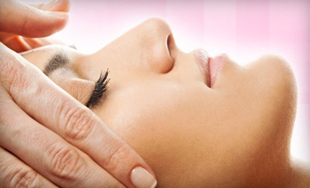 One-Hour Swedish Massage or Signature Facial at Hand & Stone Massage and Facial Spa (57% Off)