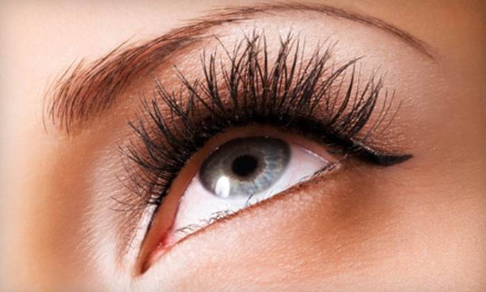 Faces with Hope - Dunwoody: Full Set of Eyelash Extensions with Option for Touchup at Faces with Hope (Up to 76% Off)