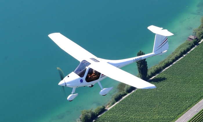 Indy Sky Sports - Multiple Locations: $99 for One-Hour Introductory Sport Aircraft Flight at Indy Sky Sports ($199 Value)