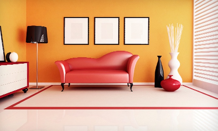 Nelsen Painting and Restoration - Wichita: Interior Painting for One or Two Rooms Up to 12'x12'x10' from Nelsen Painting and Restoration (Up to 66% Off)