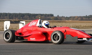 MTech Lite: Formula Renault Race Car Driving Experience for One or Two at Choice of Locations with M Tech Lite