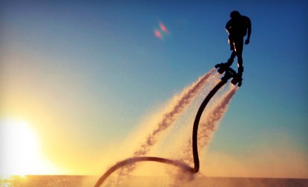 Denver: 40-Minute Flyboard Flight from Rocky Mountain Flyboard Colorado (Up to 39% Off)