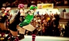 Treasure Valley Roller Girls - Downtown: Treasure Valley Roller Girls Single Game or Season Pass for One at CenturyLink Arena (Half Off). Four Options Available.