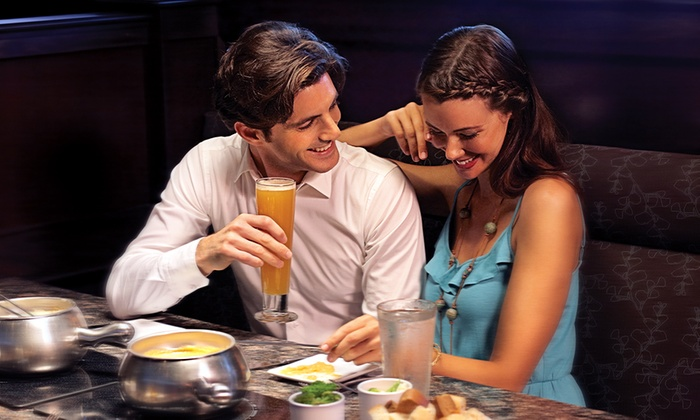 Melting Pot of Birmingham - Hoover: Two-Course Meal for Two with Salads and Fondue by You Entrees at The Melting Pot of Birmingham (Up to 40% Off)