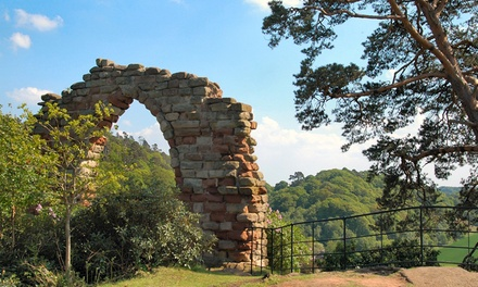 Hawkstone Historic Park and Follies: Family Entry for Two Adults and Up to Four Children