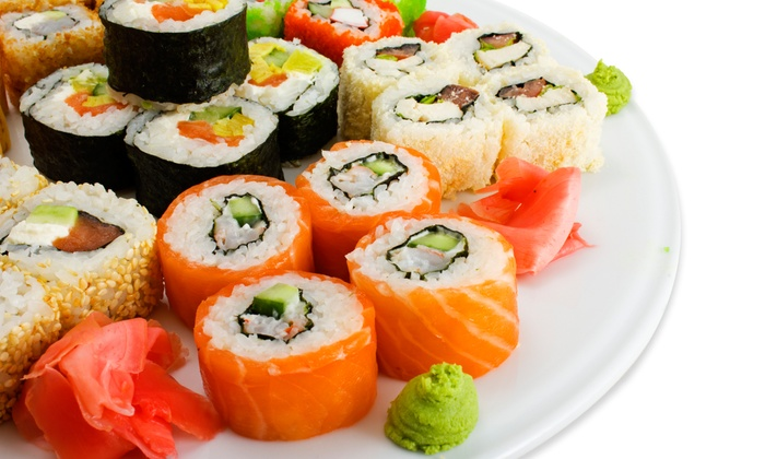 Niji Sushi - Downtown Kingston: Sushi and Korean Cuisine for Dine-In or Takeout at Niji Sushi (Up to 40% Off)