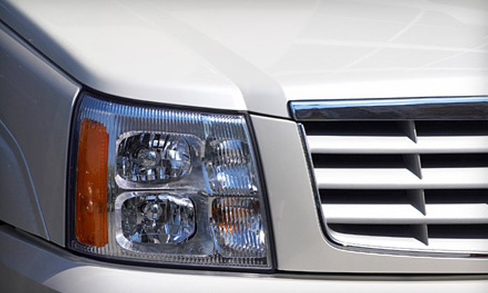 Ultra Clean Detailing - Kalamazoo: On-Location Detailing from Ultra Clean Detailing (Up to 70% Off). Four Options Available.