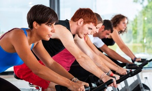 Club Moativation: Ten One-Day Gym and Leisure Club Passes For One (£15) or Two People (£25) at Crowne Plaza Glasgow (Up to 88% Off)