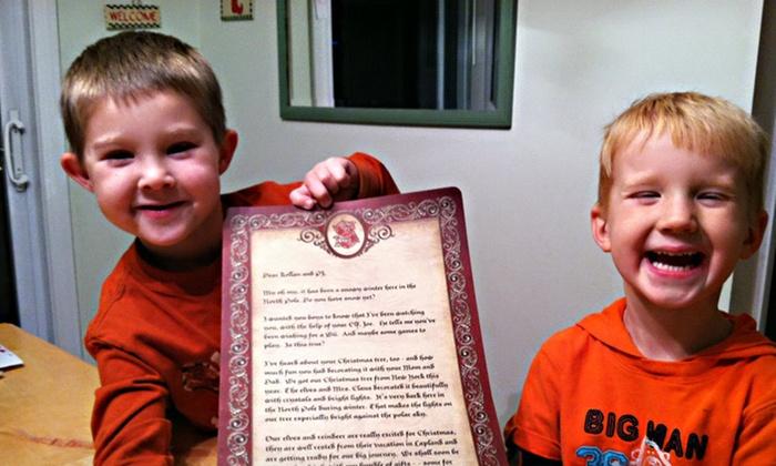 letter from santa groupon goods