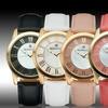 Bernoulli Faun Women's Leather Watch