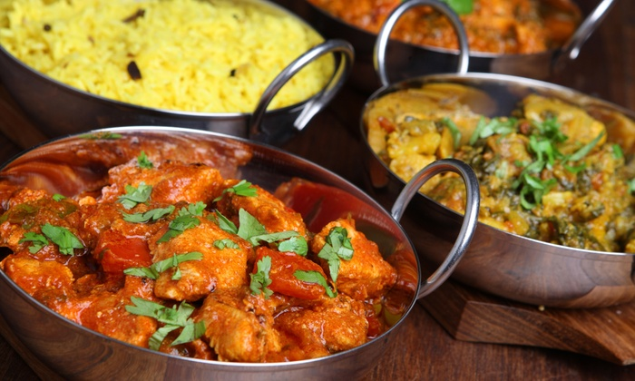 Spice King - Renton: $15 for Three Groupons, Each Good for $10 Worth of Indian Food at Spice King ($30 Total Value)