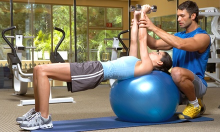 5 or 10 30Minute PersonalTraining Sessions at Nate's Fitness Training (Up to 62% Off)