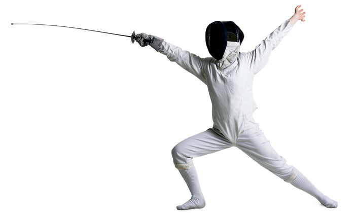 Suffolk Fencing Academy - Farmingville: One Month of Tuesday, Thursday, or Saturday Fencing Classes at Suffolk Fencing Academy (50% Off)