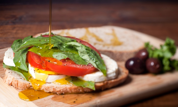 Agostino Italian Specialties & Catering - The Scone Shoppe: Mozzarella-Making Class for Two or Four at Agostino Italian Specialties & Catering (Up to 56% Off)