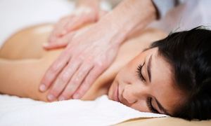 Maria Alderete at Ocean Beauty Salon: One or Two One-Hour Reflexology or Deep-Tissue Massages from Maria Alderete at Ocean Beauty Salon (Up to 52% Off)