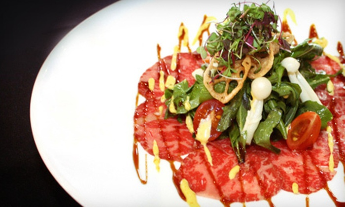 Kiku Asian Bistro - Park Slope: Prix-Fixe Pan-Asian Meal for Two or Four at Kiku Asian Bistro (Up to 54% Off)