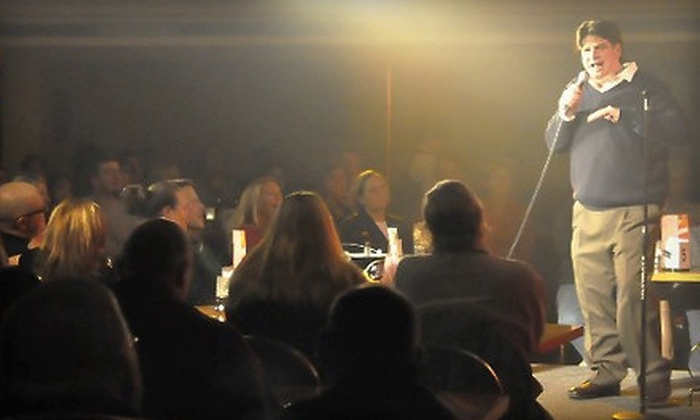 Comedy Show - Joke Joint Comedy Club: $15 for a Comedy Night for Two at Joke Joint Comedy Club ($30 Value)