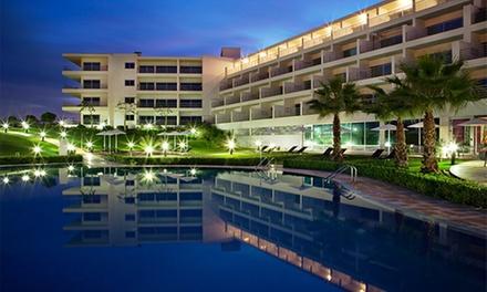 Vista Marina 4* — Portimão: 1-7 noites para dois em apartamento T1 com pequeno-almoço, spa e espumante desde 49€