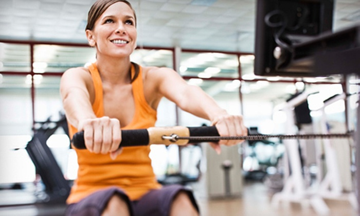Rowbot Fitness - Cumberland: 5, 10, or 20 Group Rowing Classes at Rowbot Fitness (Up to 80% Off)