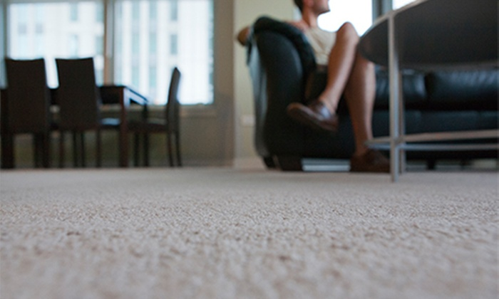 AAA Carpet Care Inc. - Austin: Eco-Friendly Carpet or Upholstery Cleaning from AAA Carpet Care Inc. (Up to 70% Off). Three Options Available.
