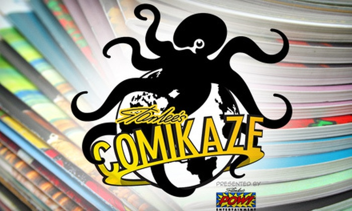 Stan Lee's Comikaze Expo: the Comic Con of L.A. - Downtown Los Angeles: One- or Two-Day VIP Outing to Stan Lee's Comikaze Expo: the Comic Con of L.A. on September 15 and 16 (60% Off)