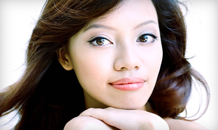Advanced Dermatology Center for Laser and Cosmetic Surgery - New York City: Non-Surgical Brow- or Chin-Lift Package at Advanced Dermatology Center for Laser and Cosmetic Surgery (Up to 59% Off)