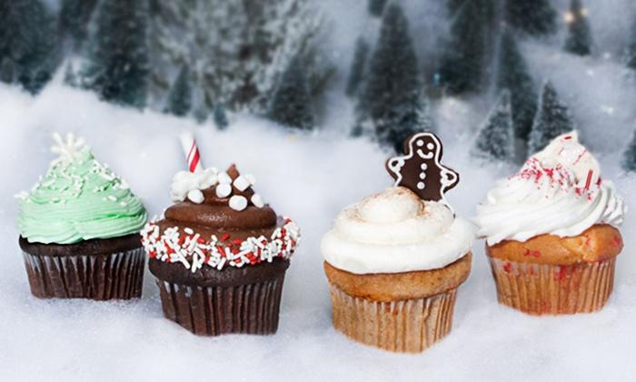 Caramanda's Bake Shoppe - Multiple Locations: $18 for One Dozen Cupcakes at Caramanda's Bake Shoppe ($33 Value)