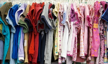 $15 for $30 Worth of Gently Used Clothing and Household Goods at Salvation Army Family Store