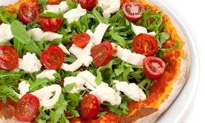 Ristorante Pizzeria IL CORMORANO: Menu di pizza a scelta con dolce e bevanda per 2, 4 o 6 persone da Ristorante Pizzeria Il Cormorano (sconto fino a 74%)