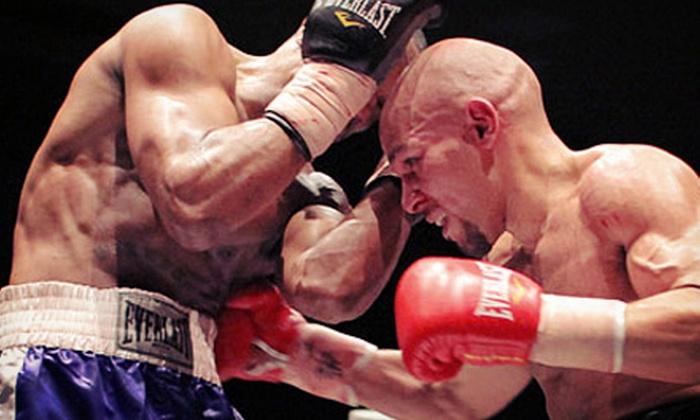 Truax vs. Vanda - Minneapolis: Minnesota Middleweight Boxing Championship at Minneapolis Convention Center on Saturday, January 19, at 7 p.m.