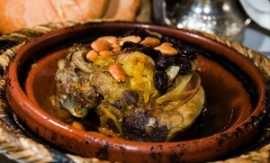 El Morocco: $25 for $40 Towards Two Complete Moroccan Dinners at El Morocco