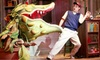 """""""Little Shop of Horrors"""" - The Lower Ossington Theatre: """"Little Shop of Horrors"""", Live on Stage in Toronto on December 5–January 12 (Up to Half Off)"""