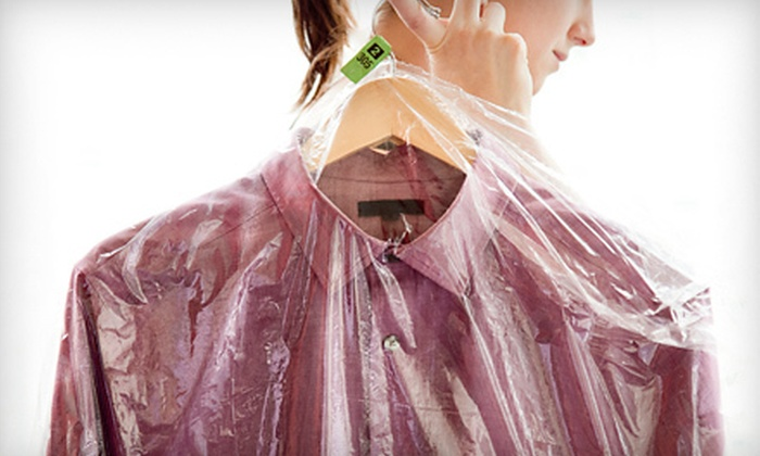 Page The Cleaner - Multiple Locations: $10 for $20 Worth of Dry-Cleaning Services at Page the Cleaner in St. Albert