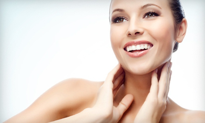 Laser It! Salon & Medical Spa - Windsor: Three Radio-Frequency Skin-Tightening Treatments at Laser It! Salon & Medical Spa (Up to 84% Off)