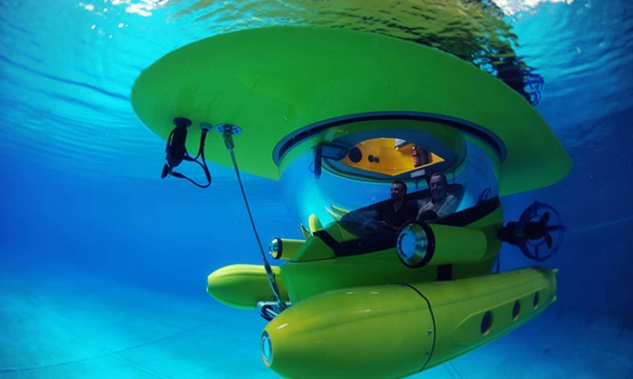 Drive Your Own Submarine Tour Hms Discovery Groupon