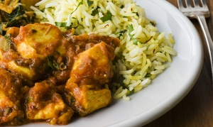 Malabari Kitchen: Take-Out Indian Cuisine at Malabari Kitchen (Up to 40% Off)