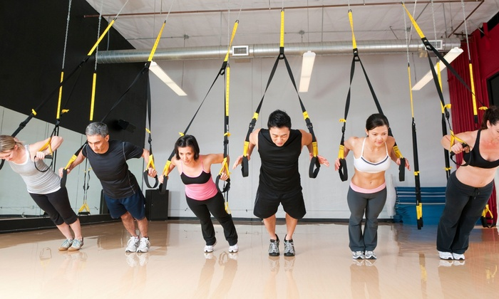 Flavor Fitness - Pueblo Alto: $39 for Two Months of Unlimited TRX Fitness Classes at Flavor Fitness (Up to $78 Value)