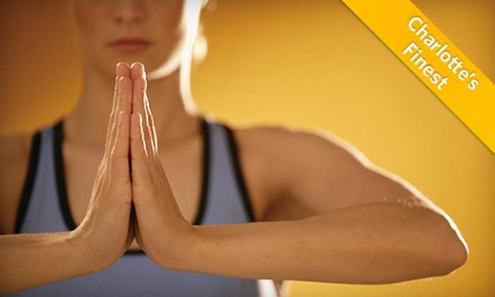 Arrichion Hot Yoga - Charlotte: $20 for 20 Classes at Arrichion Hot Yoga ($230 Value)