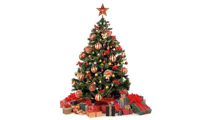 Christmas Tree NYC: $40 for $80Toward Christmas Tree Delivery and Set-Upfrom Christmas Tree NYC